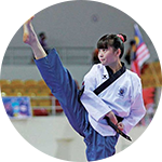 Competition Poomsae