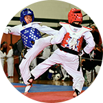 Competition Sparring